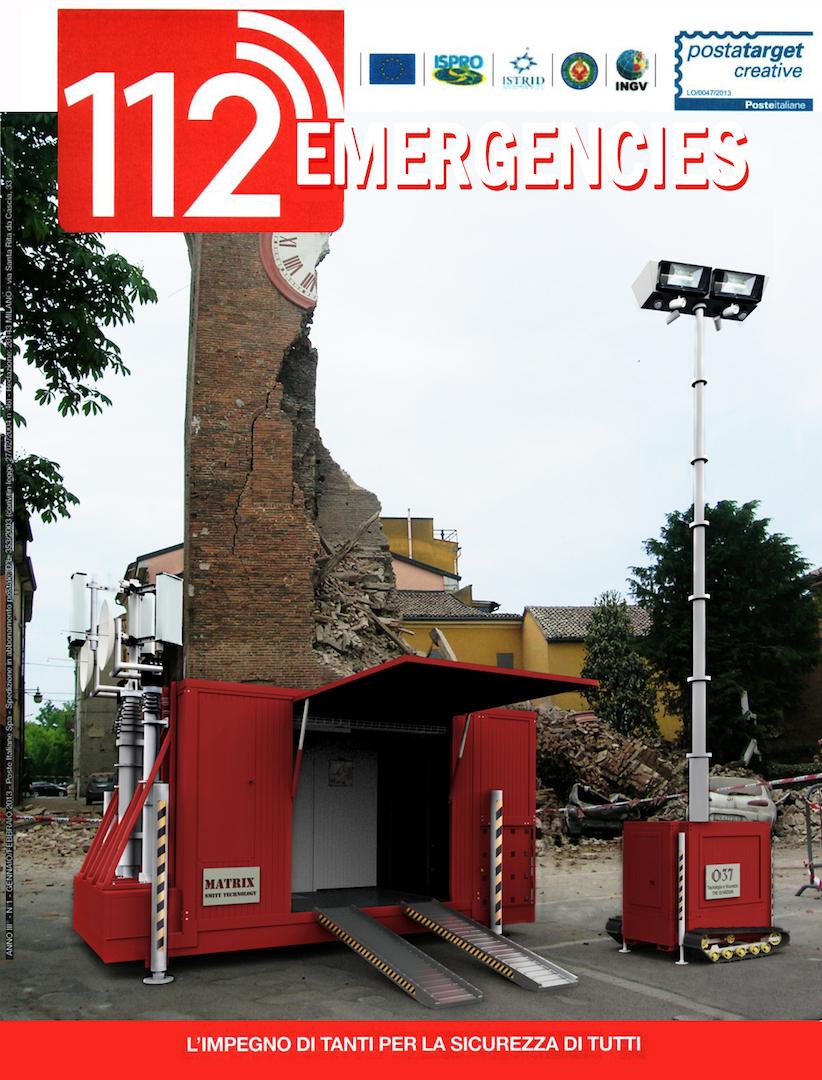 Press 112 EMERGENCIES - 2013 - Pagina_1